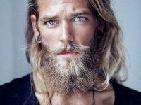 Мужские стрижки викингов
